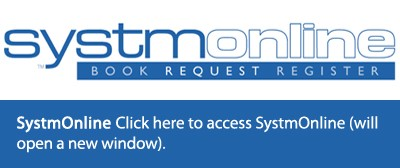 SystmOnline.  Click here to access SystmOnline (will open a new window)